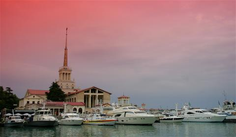 Travel in Sochi