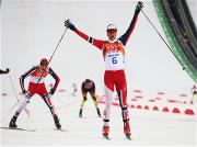 Norway take gold in nordic combined