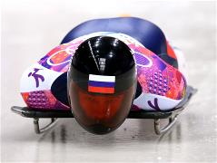 Alexander Tretiakov powered to victory in men's skeleton