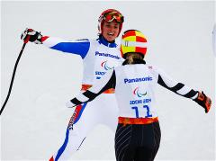 Final set of medals in the Giant Slalom found their owners On the slopes Rosa Khutor