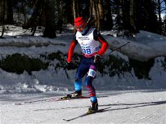 Clean sweep for Russia in men's standing cross-country skiing