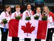 Canada beat Sweden for women's curling gold