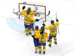 Sweden reach men's hockey final