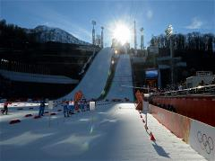 Athletes delighted by the RusSki Gorki Ski Jumping Center