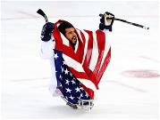 United States team wins gold in ice sledge hockey final