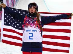 Maddie Bowman wins women's freestyle skiing halfpipe gold