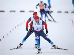 Russia comes out on top in Biathlon for visually impaired athletes