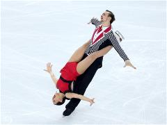 Team Russia leads in team events in figure skating