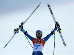 US take gold in the men's giant slalom