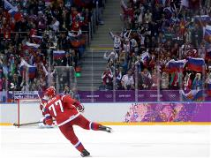 Sochi 2014 Day 7 - Ice Hockey Men's Prelim. Round - Group A