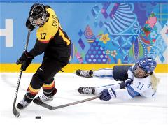 Sochi 2014 Day 10 - Ice Hockey Women's Classifications