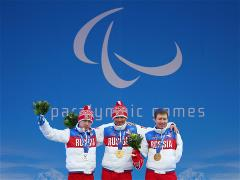 Sochi 2014 Paralympic Games - Day 7 Medal Ceremony