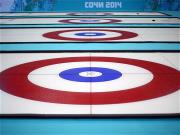 Sochi 2014 Ice Cube Curling Center