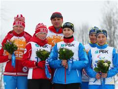 Sochi 2014 Paralympic Games - Flower Ceremonies Day 5