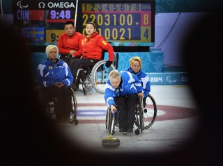 Sochi 2014 Paralympic Games - Curling Round Robin Sessions Day 4
