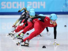 Sochi 2014 Day 15 - Short Track Men's 500m