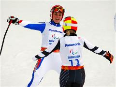 Sochi 2014 Paralympic Games - Alpine Skiing Women's Giant Slalom Day 10
