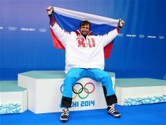 Sochi 2014 Day 9 - Men's Skeleton