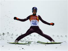 Sochi 2014 Day 2 - Ski Jumping Men's Normal Hill Individual Qualification Round