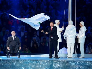 Sochi 2014 Paralympic Games Closing Ceremony