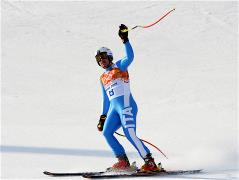 Sochi 2014 Day 10 - Alpine Skiing Men's Super-G