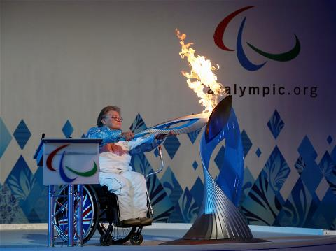 Paralympic Torch Relay kick-off