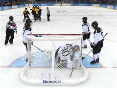 Sochi 2014 Day 12 - Ice Hockey Women's Classifications