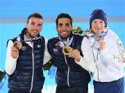 Sochi 2014 Day 5 - Medal Ceremony