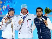 Sochi 2014 Day 12 - Medal Ceremony