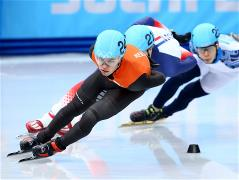 Sochi 2014 Day 4 - Short Track Finals