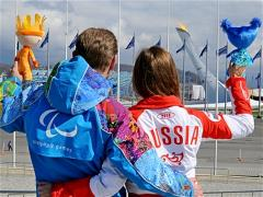 The Sochi 2014 Paralympic Games, bye!