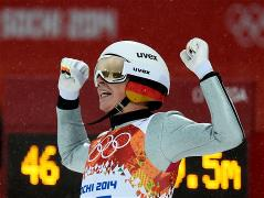 Sochi 2014 Day 12 - Nordic Combined Individual Gundersen LH  10 km