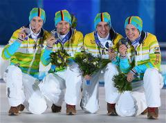 Sochi 2014 Day 14 - Medals Ceremony