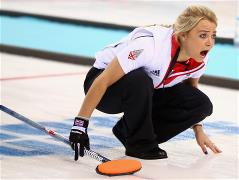 Sochi 2014 Day 11 - Curling Women's Round Robin Session 11