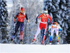 Sochi 2014 Day 13 - Cross Country Ladies' Team Sprint Classic Final