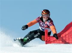 Sochi 2014 Day 16 - Snowboard Ladies' Parallel Slalom Finals