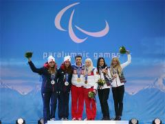 Sochi 2014 Paralympic Games - Day 6 Medal Ceremony