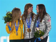 Sochi 2014 Day 7 - Medal Ceremony