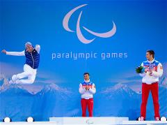 Sochi 2014 Paralympic Games - Day 8 Medal Ceremony