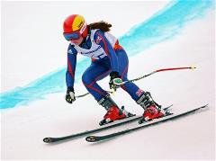 Sochi 2014 Paralympic Games - Alpine Skiing Women's SC Super-G