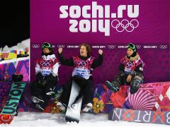 Sochi 2014 Day 5 - Snowboard Men's Halfpipe Finals