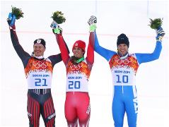 Sochi 2014 Day 8 - Alpine Skiing Men's Super Combined