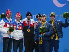 Sochi 2014 Paralympic Games - Day 5 Medal Ceremony