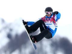 Sochi 2014 Day 6 - Snowboard Ladies' Halfpipe Qualification