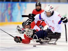 Sochi 2014 Paralympic Games - Ice Sledge Hockey Bronze Medal Match