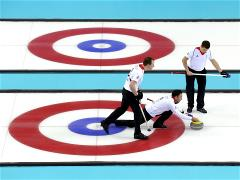 Sochi 2014 Day 12 - Curling Men's Tie-breaker