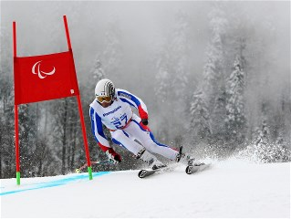Sochi 2014 Paralympic Games - Men's Giant Slalom Day 9