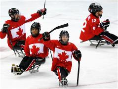 Sochi 2014 Paralympic Games - Ice Sledge Hockey Bronze Medal Match Day 9