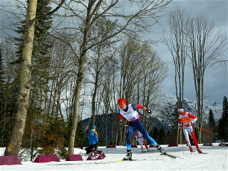 Sochi 2014 Paralympic Games - Cross-Country Skiing Women's 5km Day 10