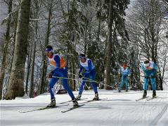 Sochi 2014 Paralympic Games - Cross Country Skiing 4 x 2.5km Open Relay Day 9